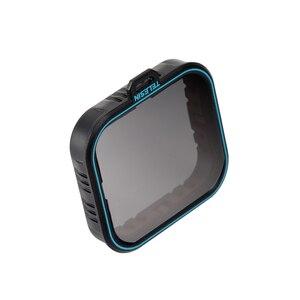 Image 4 - TELESIN 3 Pack ND Lens Protector Kit Set(ND4 8 16 ) Neutral Density Filter for Gopro Hero 5 Hero 6 7 Black Accessoreis