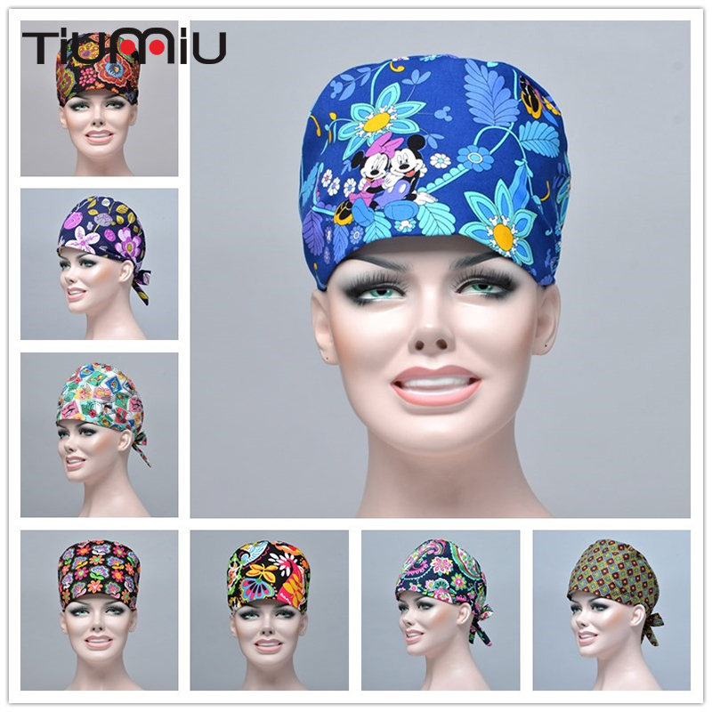 Back To Search Resultsnovelty & Special Use Cute Bears Print Men Women Medical Cap Clinic Surgical Cap Hospital Doctor Dentist Laboratory Pharmacy Beauty Salon Workwear Hat A Great Variety Of Models
