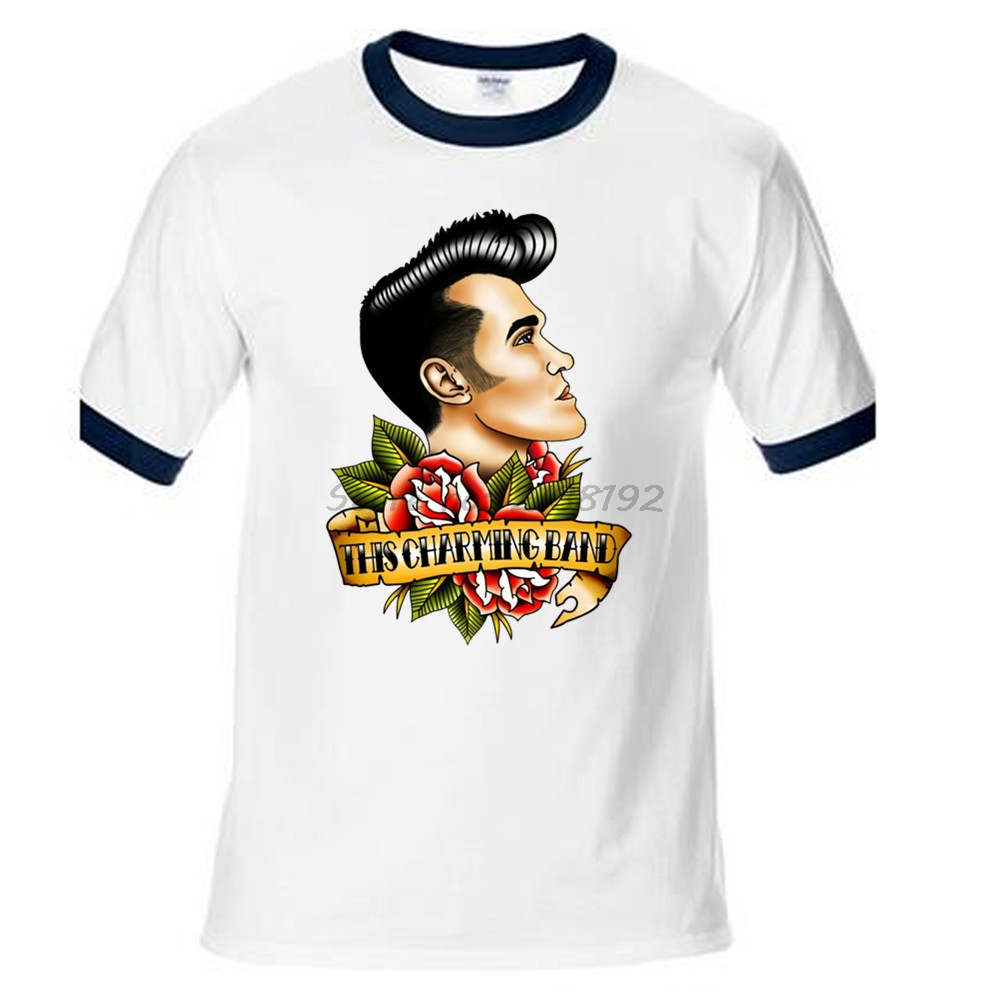 The Smiths T Shirt Morrissey Everyday Is Like Sunday Unisex All Sizes Colours