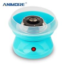 ANIMORE Electric DIY Sweet Cotton Candy Maker Marshmallow Machine  MINI Portable Cotton Sugar Floss Machine JK MO5