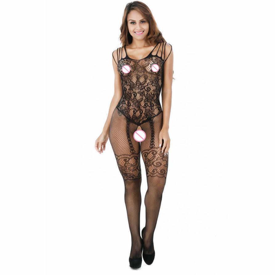 ca47b9becf5 Lingerie Sexy Hot Erotic Women Lace Bodysuit Lingerie Nightwear Underwear  Camisola De Dormir Feminino 30S8429 drop