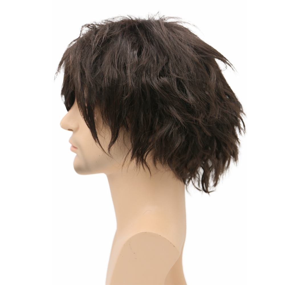 Coslive The Walking Dead Daryl Dixon Wig Cosplay TV Costume Accessories Wig Hair Halloween Party