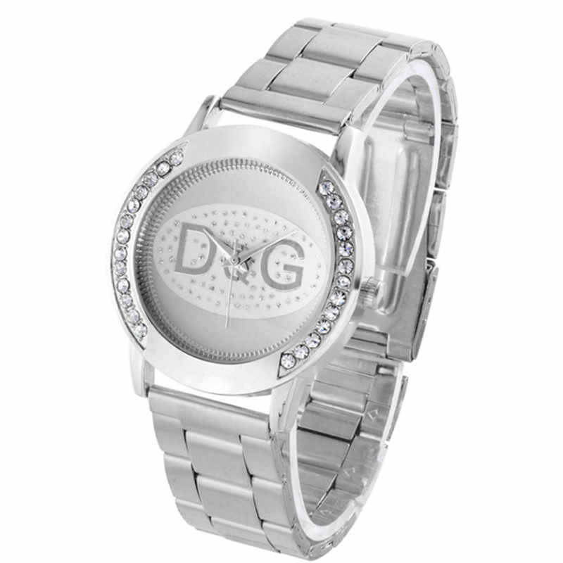 Reloj Mujer лучший бренд класса люкс медведь для женщин кварцевые часы  Relogio нержавеющая сталь со стразами 0141a0dffb2