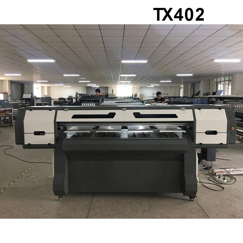 TX402 1440 dpi Цифровой на заказ одежда ткань футболка печать принтер прямой к одежде печатная машина с 4 печати верстак