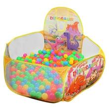 Сухой бассейн всплывающий Шестигранник, в горошек детский мяч игровой бассейн палатка переносная игрушка или мяч бассейн#4M22