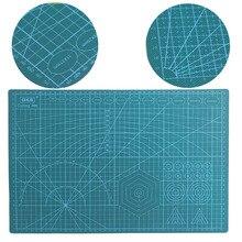 30*45 CM Universal de Doble Lado de PVC Base De Corte A3 Autorregenerable Cutting Mat 3 MM Hecho A Mano Respetuoso Del Medio Ambiente Accesorios de bricolaje