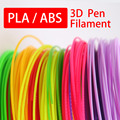 pla 1.75mm abs filament 20 color choose Best Gift for Kids perfect 3d pen 3d pens Environmental safety plastic high quality line