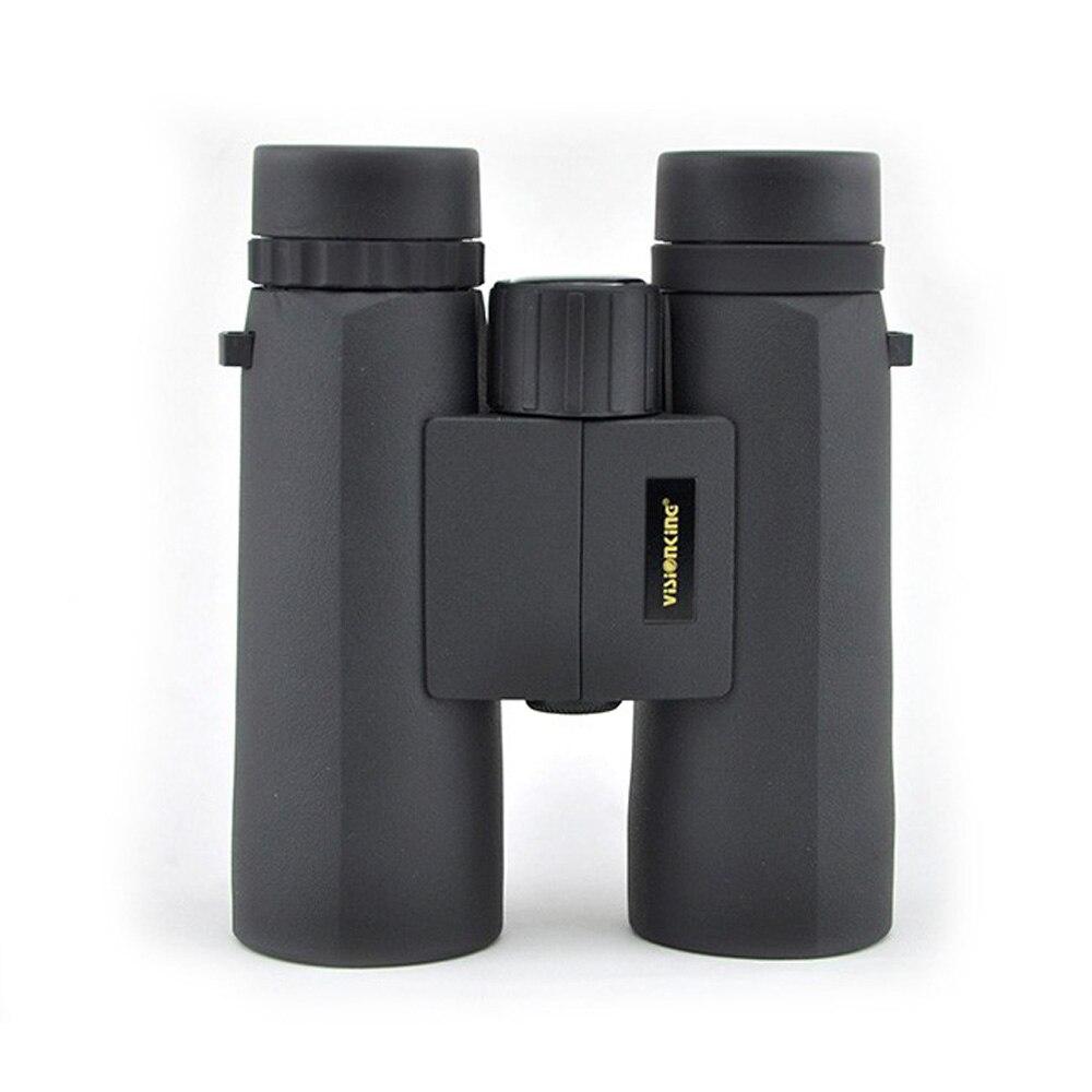 Visionking 10x42Q Good Quality Outdoor Hunting Binocular Roof Waterproof Prismaticos Binoculo Profissional Binoculars font b Telescope