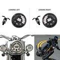 Adaptativa Daymarker Curvas Faros 7 pulgadas Harley Motocicleta Proyector Faros de Luz Led