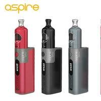 100 Original Aspire Zelos Vaping Kit 50W 2500mAh 2ml Nautilus 2 Tank Electronic Cigarette Vs 50w