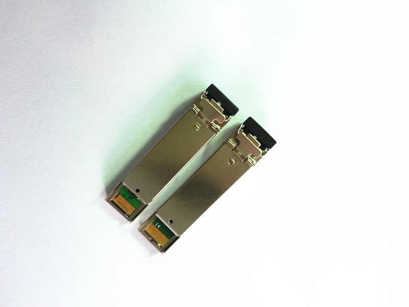 10 броя / лот 100% Нов SFP-SX-MM SFP модул за - Комуникационно оборудване - Снимка 6