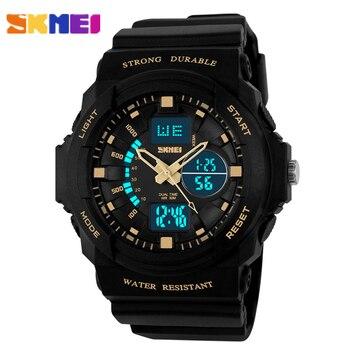 2019 New Kids Watches Sports Quartz Children Digital Watch Relojes SKMEI Fashion Brand Outdoor Quartz-Watches Boys Wristwatches