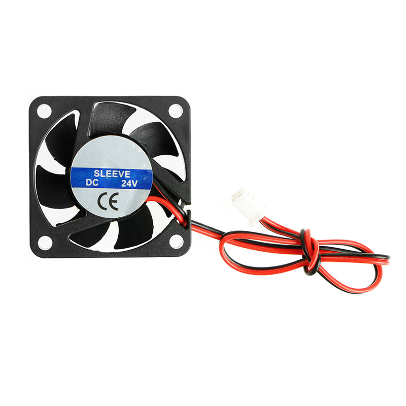 PC Computer Fan 40x40x10mm 2 Pin Silent DC 24V Connector Cooling Fan for Computer Box CPU Cooler 3 pin 80 x 80 x 25 mm connector cooler cooling heatsink exhaust fan for computer box cpu motherboard cooler radiator