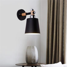 E27 Home Decoration Lamp Cover Shades LED Light Simple Living Room Bedroom Bedside Lamp Balcony Aisle Stair Wall Lamp Cover(China)
