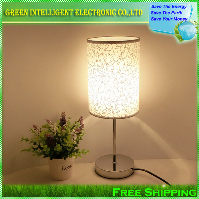 Fashion Decorative Table Lamp,Bedside Lamp,Bedroom Lamp,Free shipping and give a LED Bulb as a present!