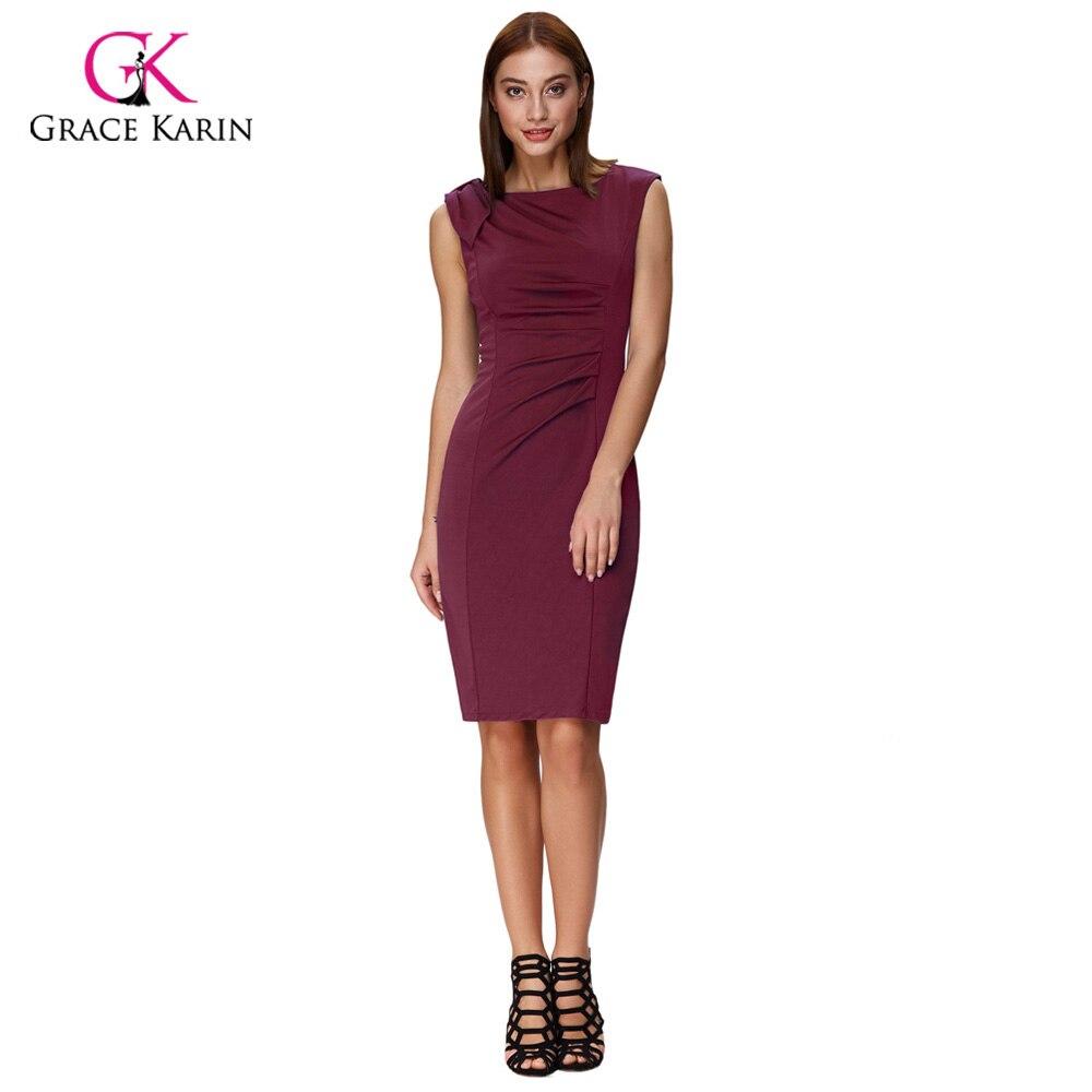 Grace Karin Short Evening Dresses 2018 Prom Dress Wrap Bodycon ...