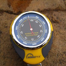 4 in 1 Digital Compass, Altimeter, Thermometer and Barometer