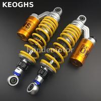 Keoghs امتصاص الصدمة التعليق الخلفي العالمي 320 ملليمتر-360 ملليمتر انتعاش التخميد تعديل لياماها honde سوزوكي كاوازاكي