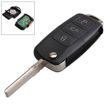315Mhz 3 Buttons Replacement Remote Car Key Fob Transmitter Clicker Alarm HLO1J0959753DC HLO1J0959753AM for Volkswagen