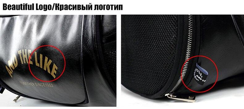 de Desporto Bolsas Para Homens Fitness Sapatos