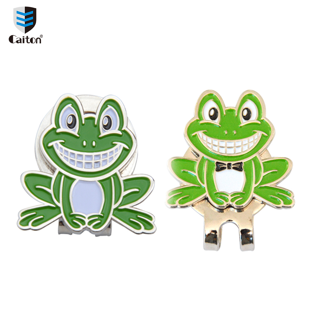 Image 4 - Caiton Cute insects Golf Ball Marker and Magnetic Hat Clip-in Golf Training Aids from Sports & Entertainment