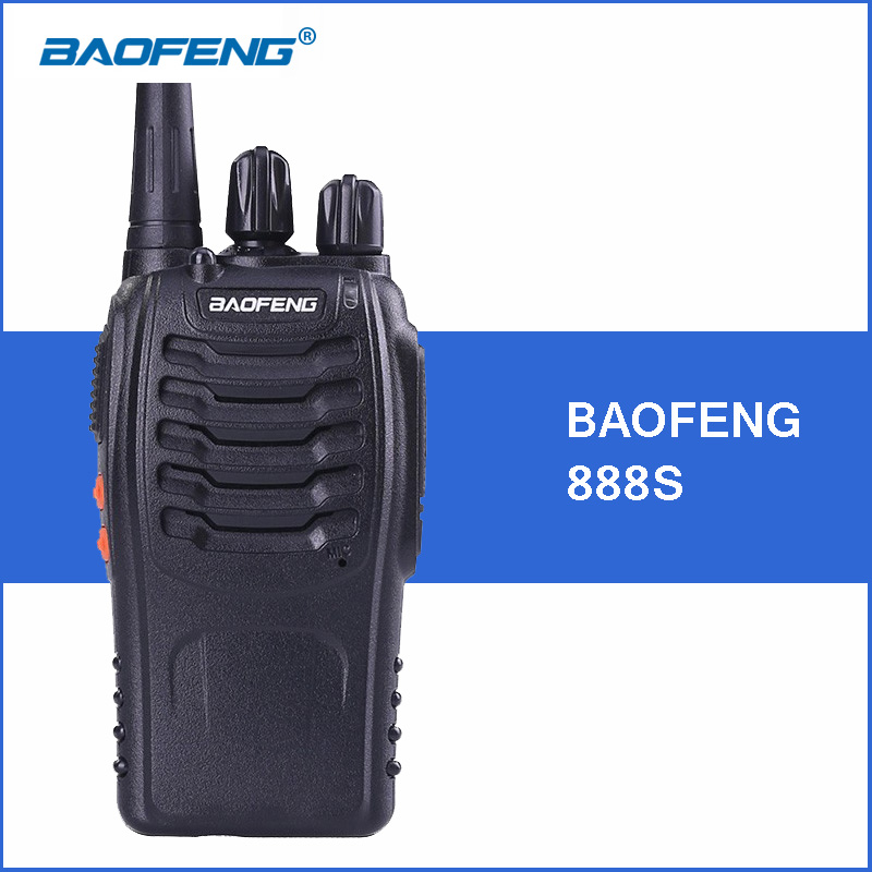 Baofeng 888S Walkie Talkie 400-470MHZ Handheld BF-888S Portable Walkie Talkie Baofeng BF 888S Two Way Radio Bf888s Transceiver