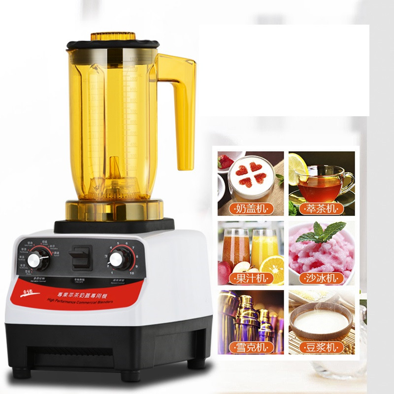 Multifunzionale 220 v Automatico Tè Extractor Juicer Macchina Frullato di Schiuma di Latte di Tè E Caffè Spremiagrumi EU/AU/UK Per commerciale Che Utilizza - 3