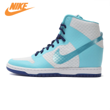Original New Arrival Authentic NIKE Women's DUNK SKY HI2.0 BR Skateboarding Shoes Sneakers Trainers