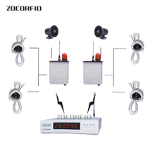 Water Leakage Alarm system Leak Sensor Detection Flood Alert Overflow Home Smart Security System