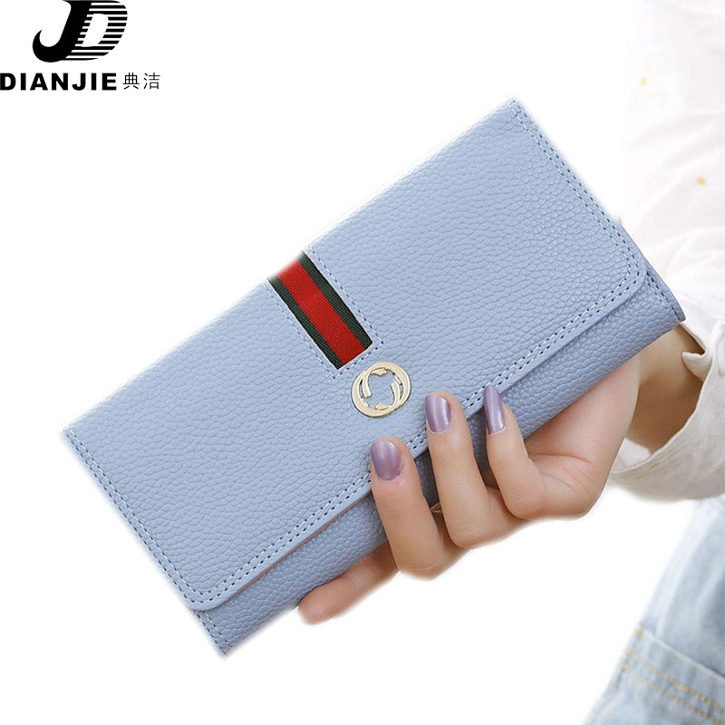 Fashion Clutch Pencil Phone No Zipper PU Leather Change For Lady Girl Women Coin Purse Case Holder Wallet Female Bag Pouch Brand fashion women coin purses dots design mini girl wallet triple zipper clutch bag card case small lady bags phone pouch purse new
