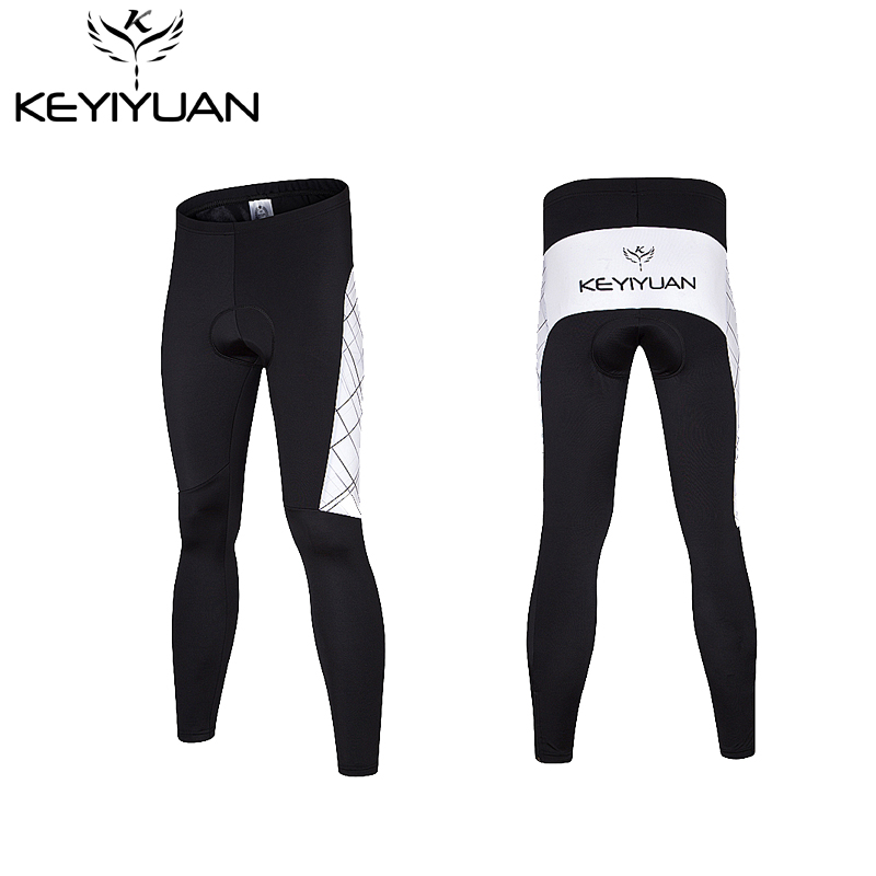 KEYIYUAN ride suspenders pants pants men cycling jersey summer suntan breathable mountain bike silicone cushion sweat pants