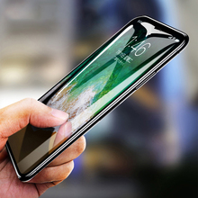 Baseus Soft PET All Screen 3D Tempered Glass Film for iPhone X
