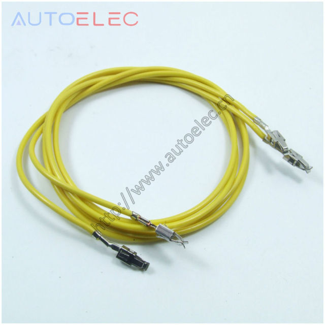 2x wire 000 979 133E 000979133E Junior Power Timer 2 8mm Repair Wire Wiring harness for_640x640 aliexpress com buy 2x wire 000 979 133e 000979133e junior power automotive wiring harness repair at gsmx.co