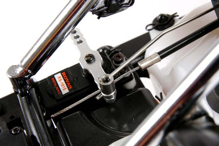 1/5 rc auto Baja teil hinterrad draht bremse brems für 1/5 skala hpi baja 5b 5 t sc könig motor truck - 6