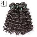 Бразильские Волосы Девственницы Естественная Волна 3 Связки Лучшие Продажи 6А Необработанные Человеческих Волос Связки Бесплатная Доставка HJ Weave Beauty