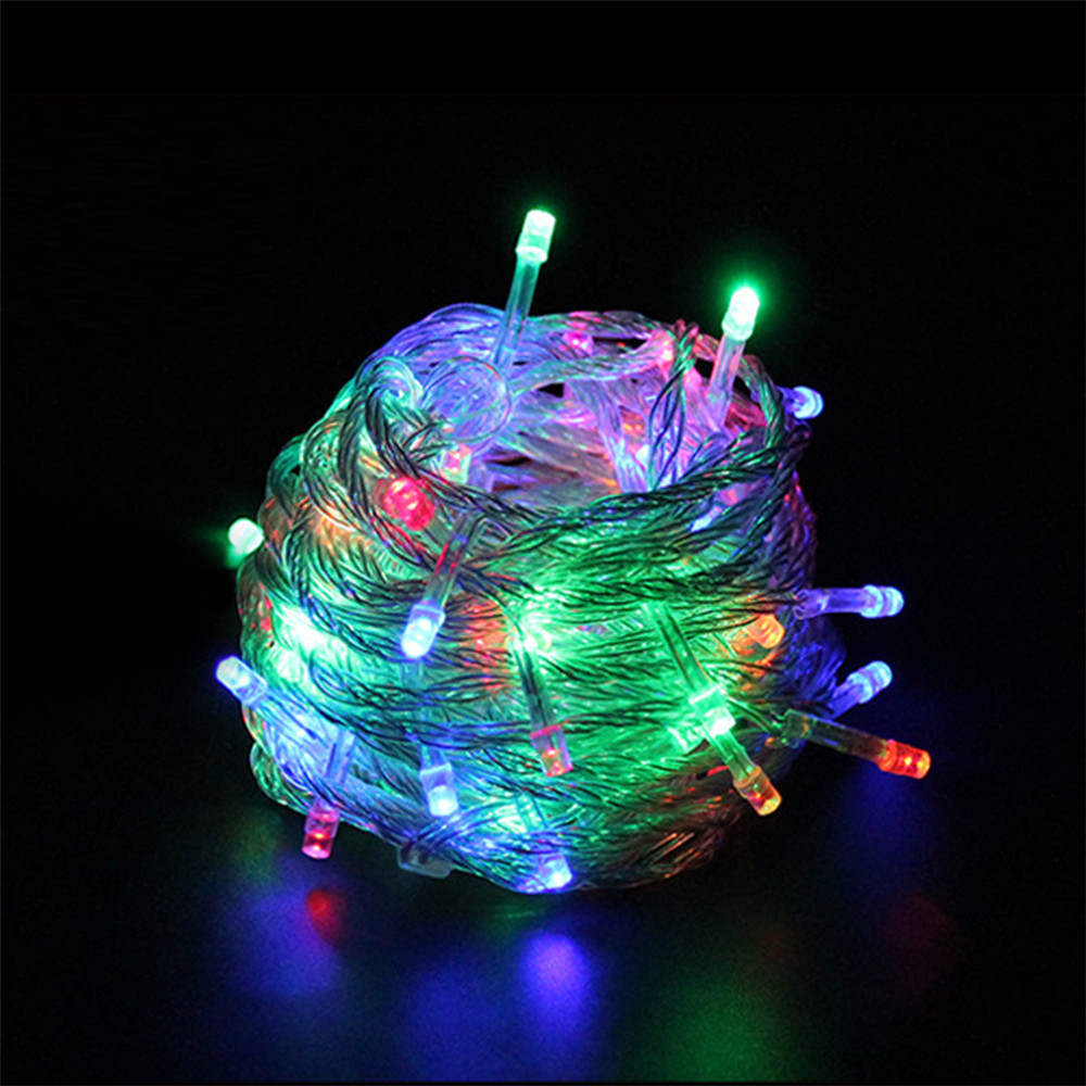 Outdoor Waterproof Led String Light 10M 100led AC110V or AC220V Led ...