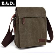 ФОТО z.l.d new diagonal diagonal shoulder bag retro canvas computer bag oblique star fashion brand design small square package bolsos