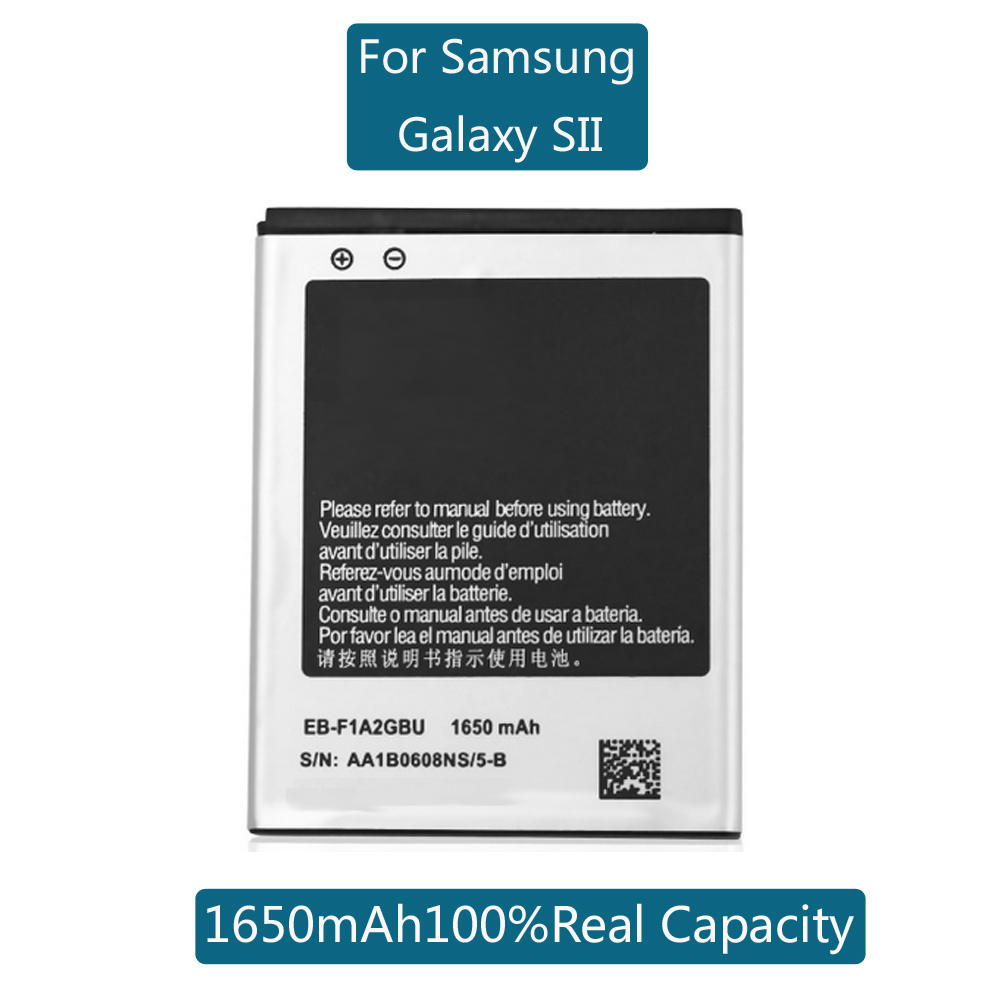 Phone Battery For Samsung Galaxy S2 I9100 II Replacement