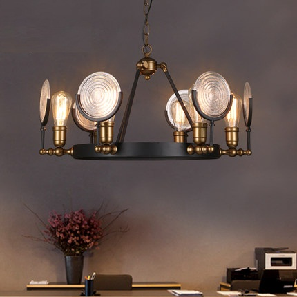 Loft Style Iron Glass Droplight Edison Industrial Vintage Pendant Lamp Dining Room Hanging Light Fixtures Indoor Lighting loft style iron glass vintage pendant light fixtures edison industrial lamp dining room bar hanging droplight indoor lighting
