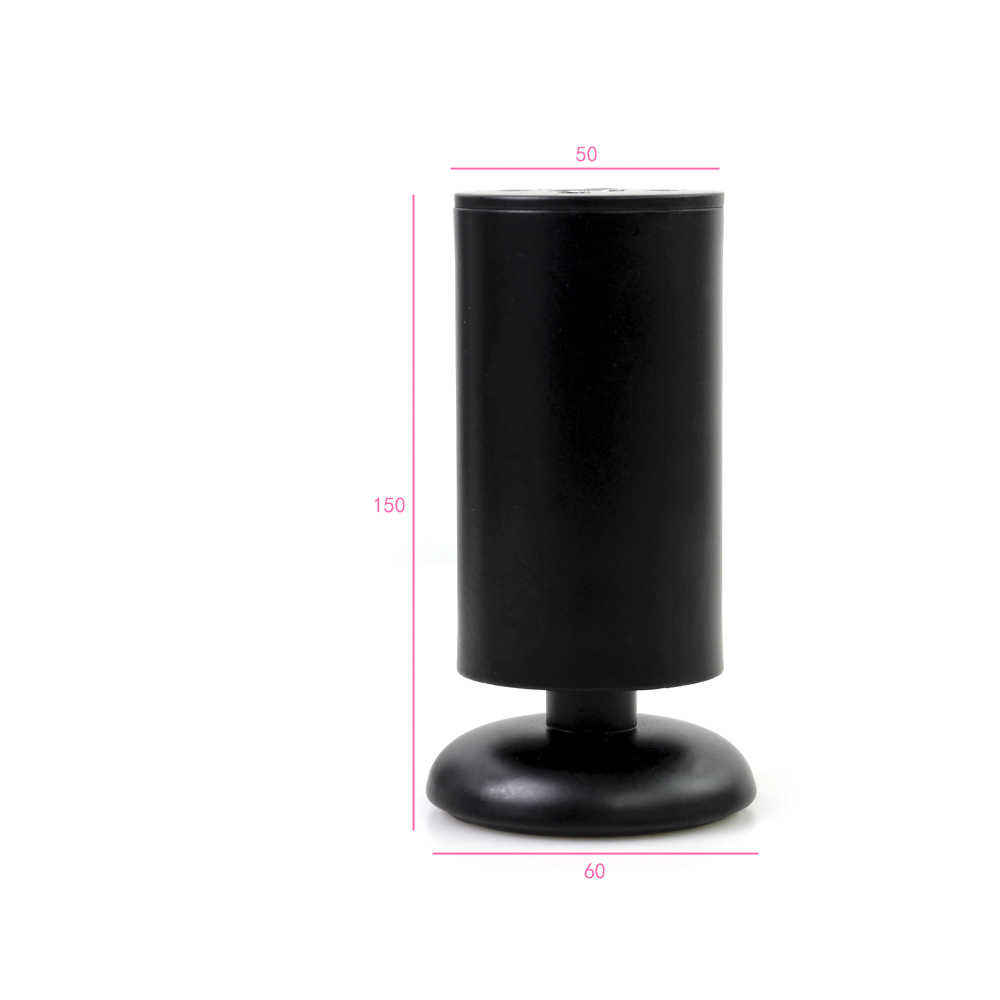 Деревянные ножки для мебели из нержавеющей стали, черные ножки для мебели, ножки для шкафа, стол, кровать для дивана