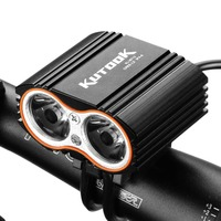 Bicycle Accessories Bicycle Light Water Resistant Led Bike Light USB Interface T6 & L2 Wick 4 Modes Cycling Light KL16713
