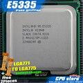 Intel Xeon E5335 2.0 ГГц/8 М/1333 LGA771 Процессор Core 2 Quad ПРОЦЕССОР работает на LGA 775 плата 2 Шт., продаем Q6600 E7600