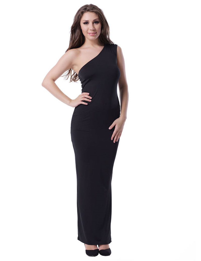 Popular Long Black Dress Cheap-Buy Cheap Long Black Dress Cheap ...