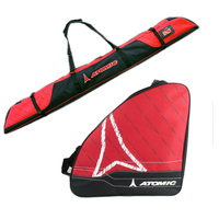 1 Set Thick Professional Skiing Ski Snow Boots Bag Portable Carry Shoulder Bag Non Slip For