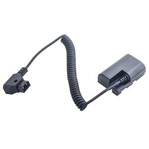 D-Tap для Lp-E6 адаптер для фиктивного аккумулятора кабель питания для монитора Smallhd 501/502 702