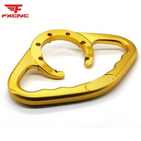 FOR YAMAHA R6/R6S (all years) R1 (all years) CNC Aluminum Motorcycle Passenger Handgrips Fuel Tank Grab Bar Handle Holder