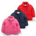 new 2014 autumn winter kids jackets children clothing girls coat child casual cotton Outwear baby embroidery cardigan jacket