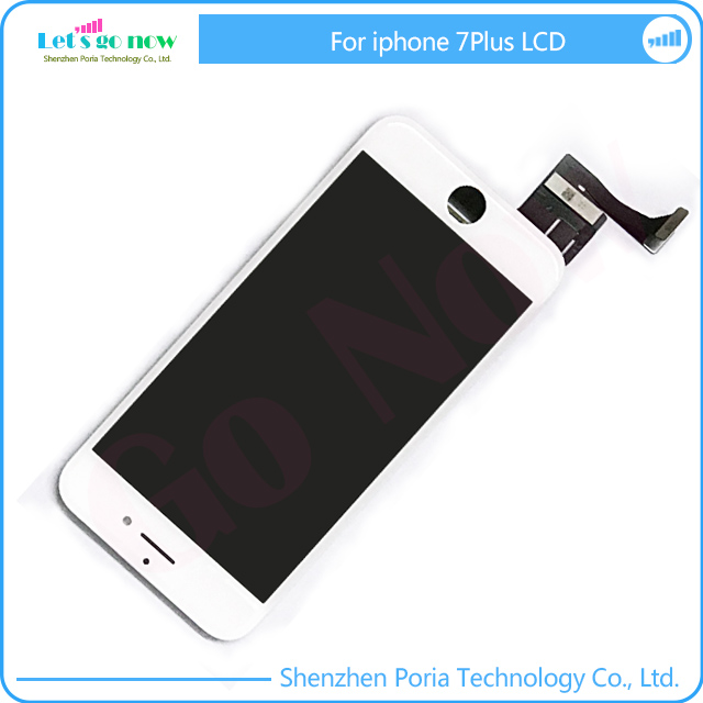 A Quality New LCD For iPhone7 Plus / 7 LCD Display With Touch Screen Digitizer Assembly With 100% Test