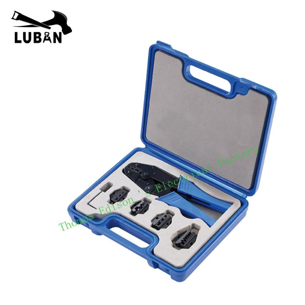 LY03C 5D3 コンビネーションツールプラスチックボックスミニコンビネーションツール圧着圧着プライヤー 4 ダイセット|tool tires|tool schooltool medical -