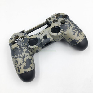 Image 2 - E house for PS4 JDM 011 Controller Customs Camo Shell Case Cover Housing Shell Replacement for Playstation 4 PS4 Controller
